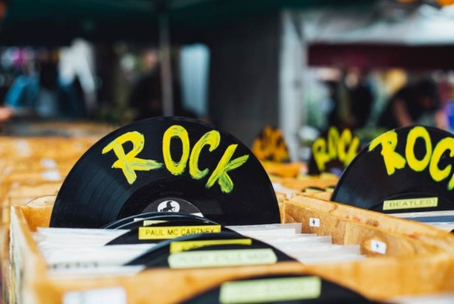Positive Rock Songs