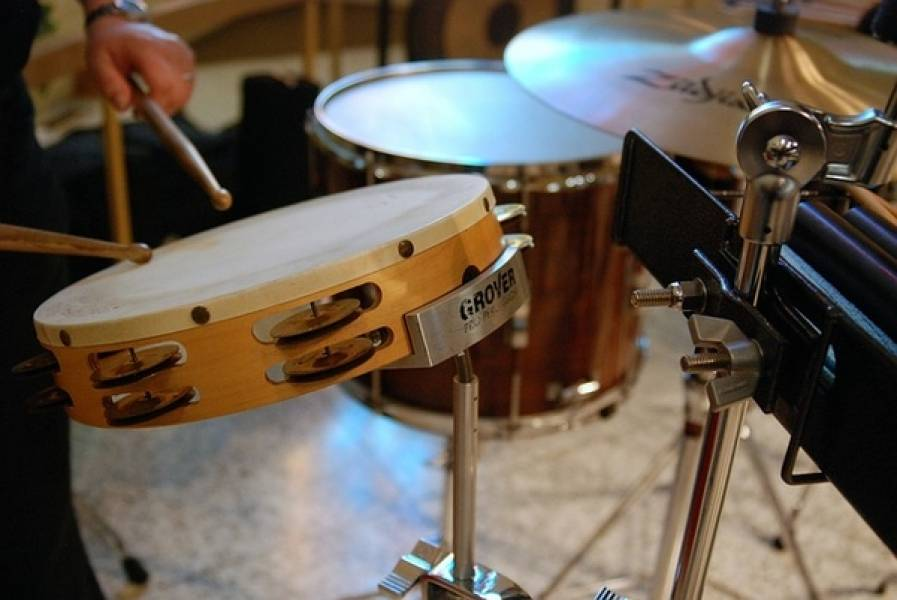 Drums Vs Percussion Instruments
