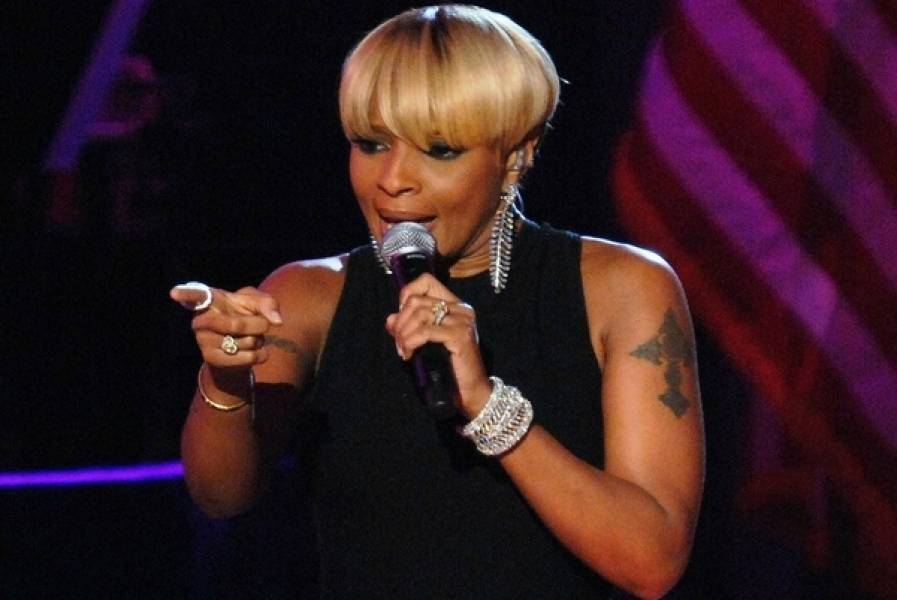 Spotlight on Mary J Blige
