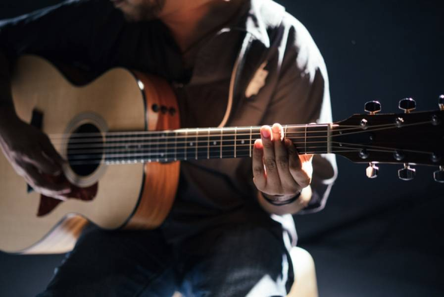 Here is How to Get Good at the Guitar