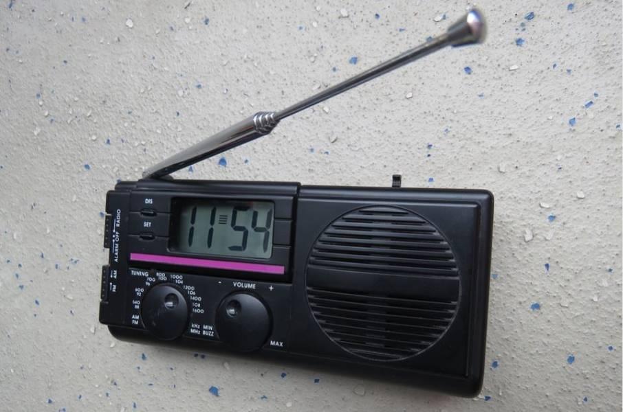 Radio is Still Alive and Kicking