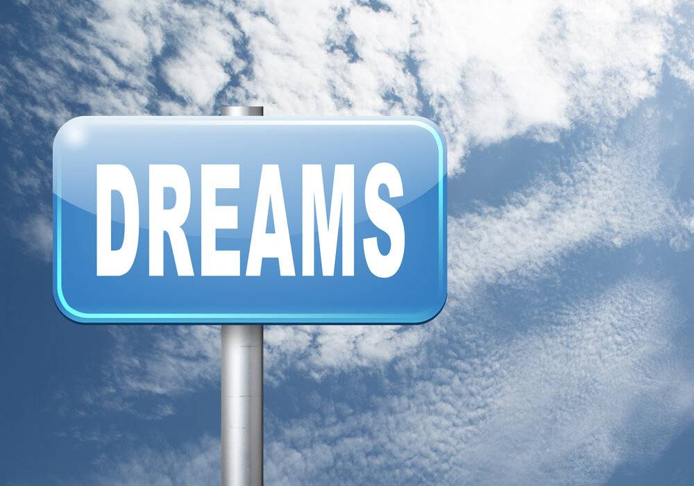 No Expiration Date On Dreams